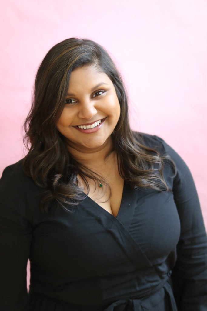 Radhika Deshmukh-McDiarmid​ - Evaluations and Research Coordinator