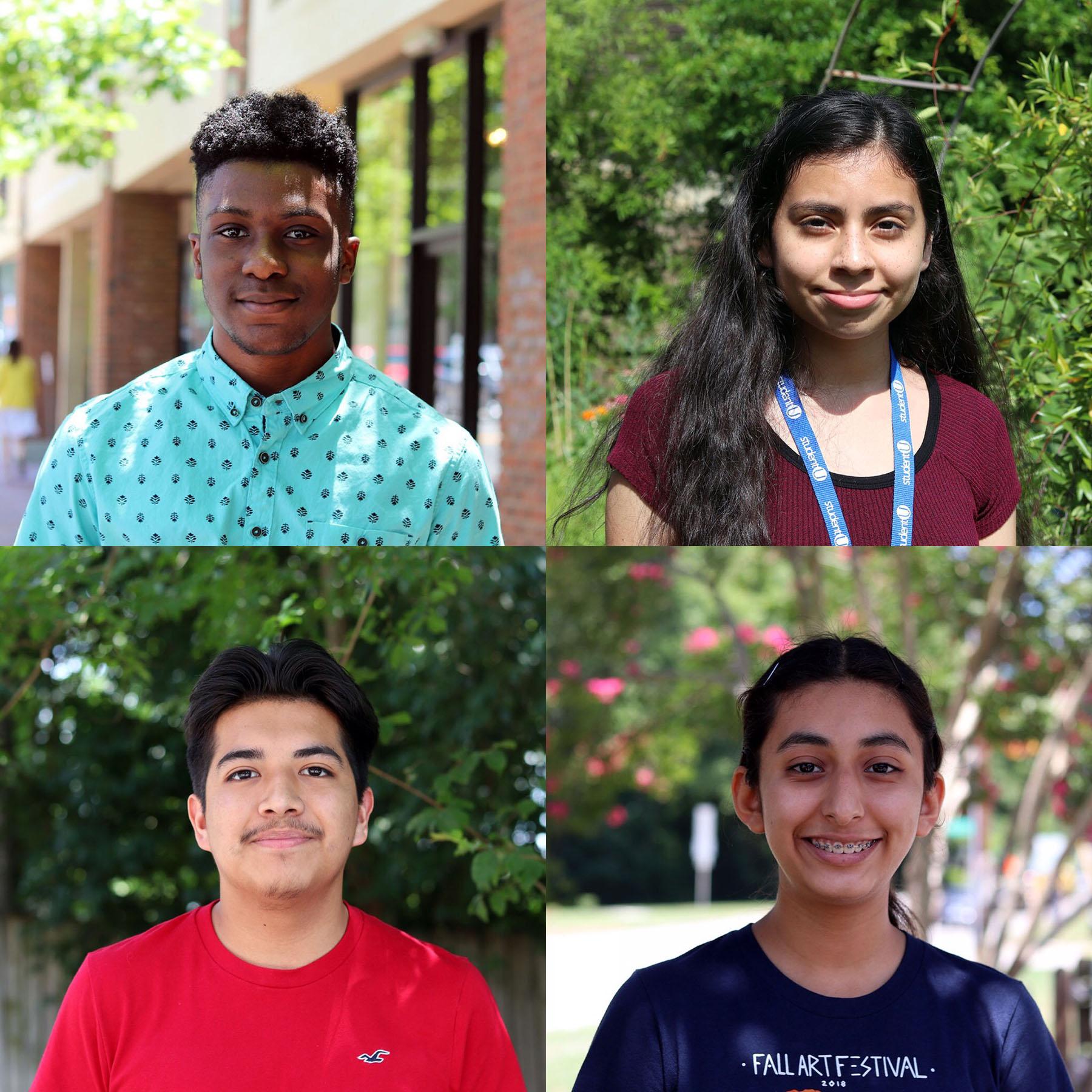 High School Students Achieve Greatness at Durham Internships