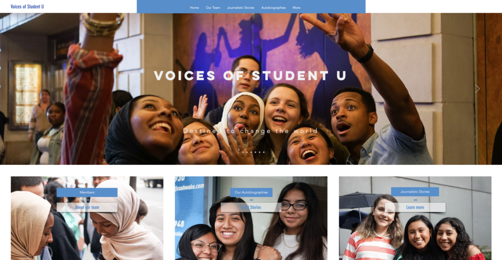 Voices of Student U