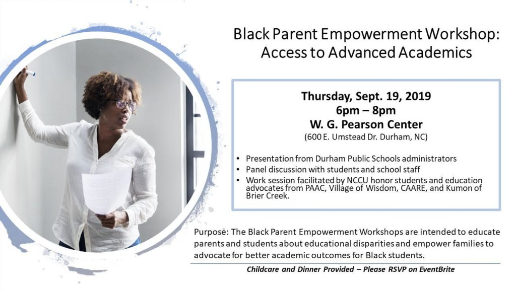 Black Empowerment Workshop