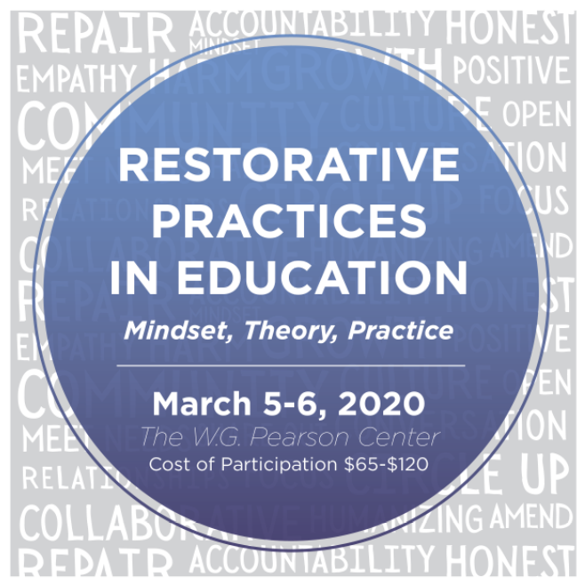 Restorative Practices in Education