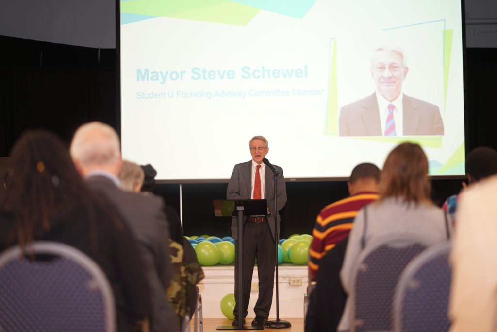 Mayor Steve Schewel 2