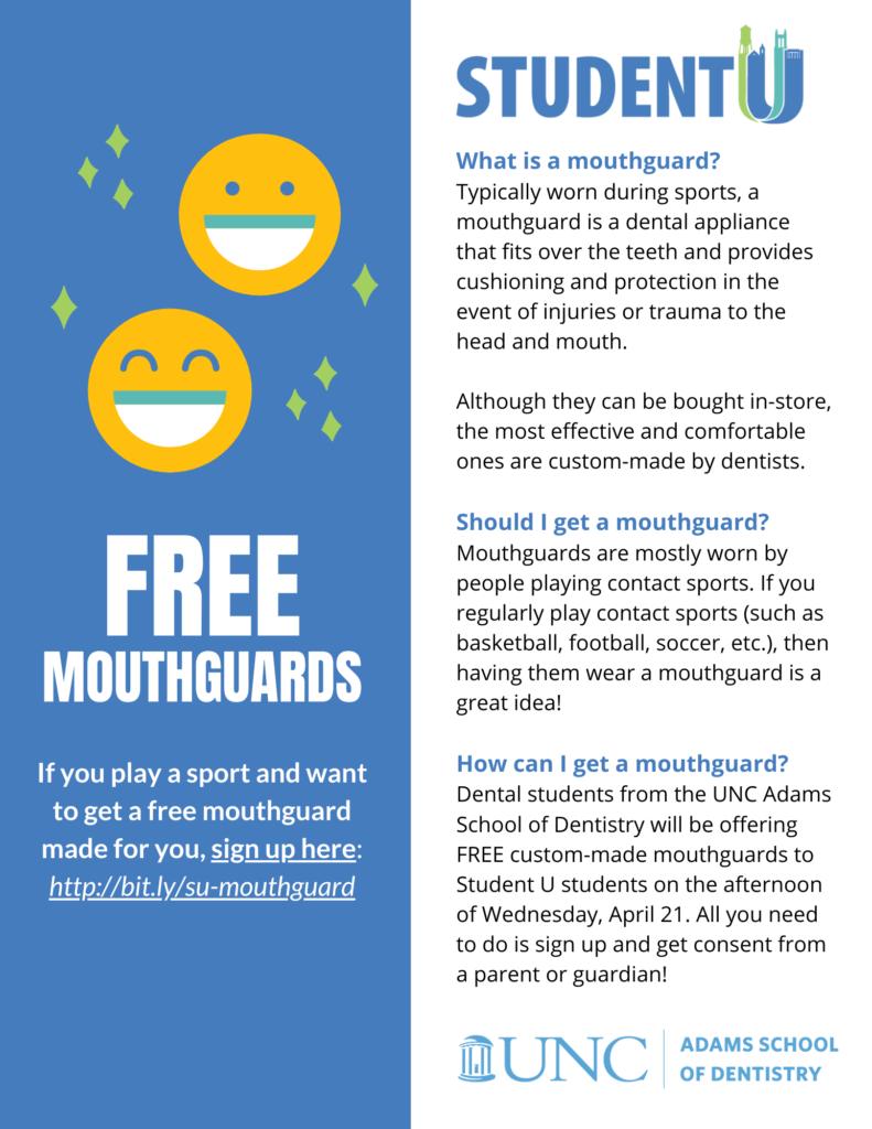 Free Mouthguard